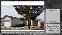3739 NAIROBI Lane, North Las Vegas, NV 89032