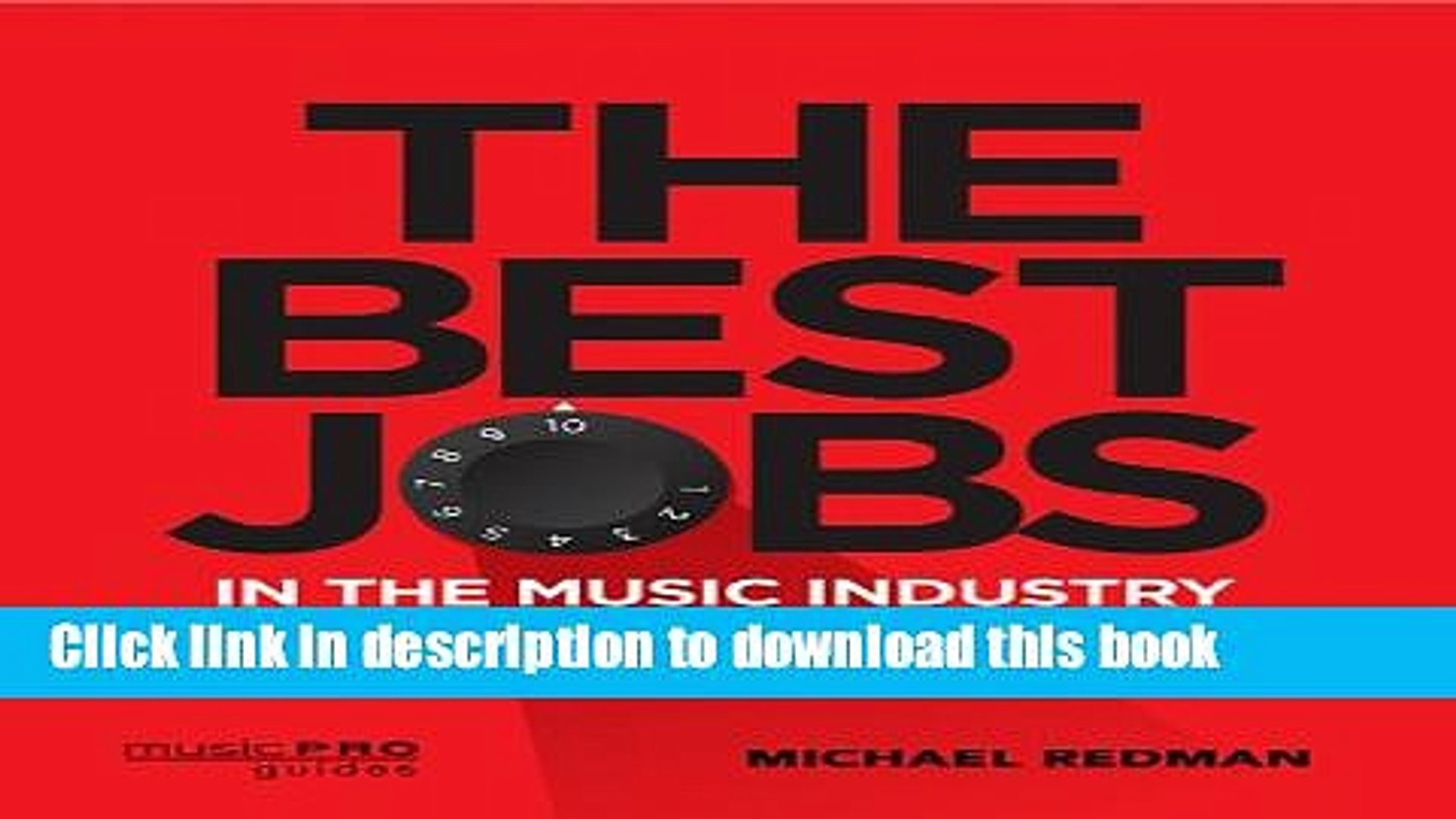 [Read PDF] The Best Jobs in the Music Industry: Straight Talk from Successful Music Pros (Music