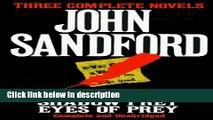 Ebook Three Complete Novels: Rules of Prey / Shadow Prey / Eyes of Prey Full Online