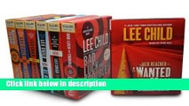Ebook Lee Child CD Audiobook Bundle: Bad Luck and Trouble; Gone Tomorrow; 61 Hours; Worth Dying