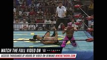 Dean Malenko vs. Rey Mysterio- WCW World Cruiserweight Title Match- The Great American Bash 1996