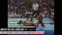 Dean Malenko vs. Rey Mysterio- WCW World Cruiserweight Title Match- The Great American Bash 1996