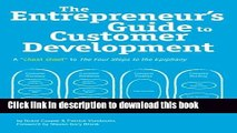 Ebook The Entrepreneur s Guide to Customer Development: A cheat sheet to The Four Steps to the