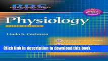Books BRS Physiology (Board Review Series) Full Online