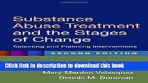 Ebook Substance Abuse Treatment and the Stages of Change, Second Edition: Selecting and Planning