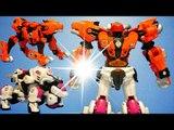 바이클론즈 장난감 에어로 - 리오 애리즈  합체로봇 변신 장난감(BIKLONZ TOYS)