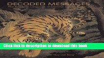 Books Decoded Messages: The Symbolic Language of Chinese Animal Painting Full Online