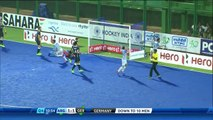 ARG 2-1 GER Argentina finally break through again with Paredes deflecting in #HWL2015 #Raipur