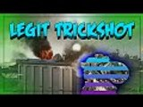 My first legit trickshots + other trickshot clips! (Call of Duty Trickshots)