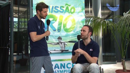 Jonathan Hivernat Rio 2016