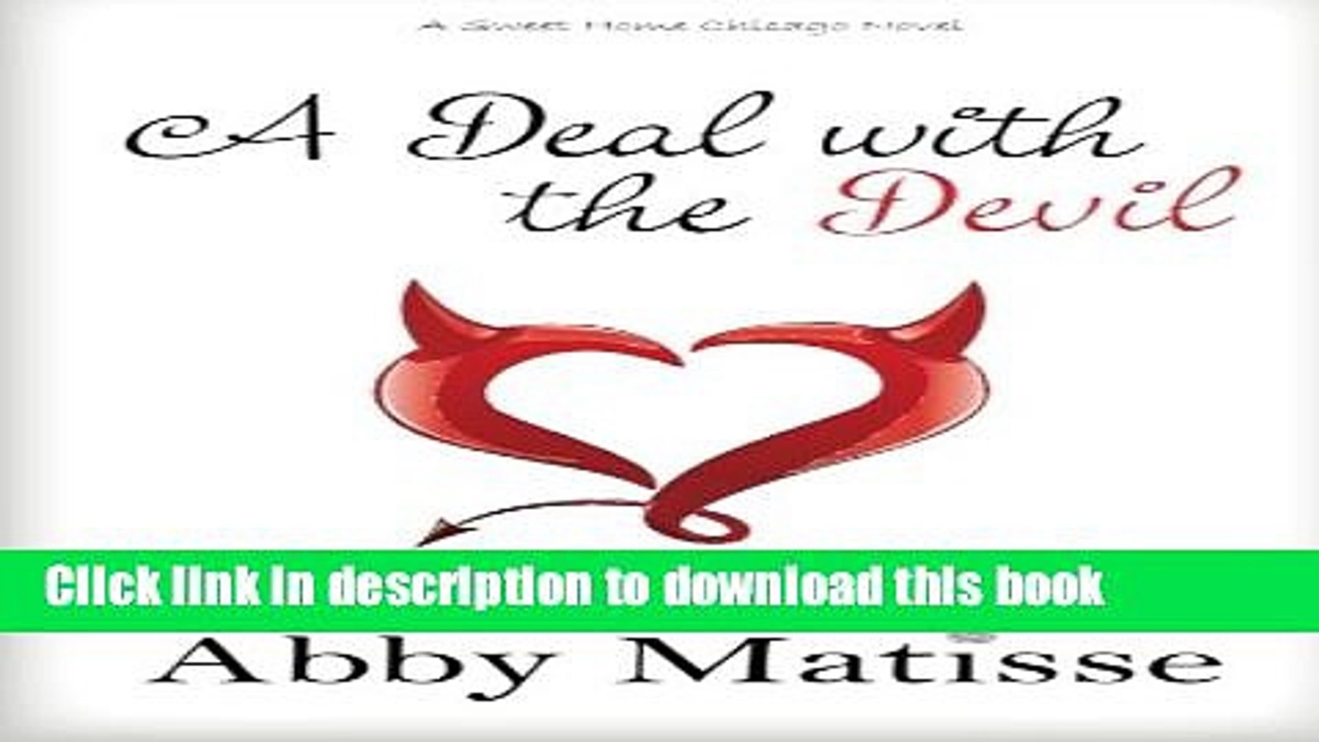 [PDF] A Deal with the Devil Download full E-book