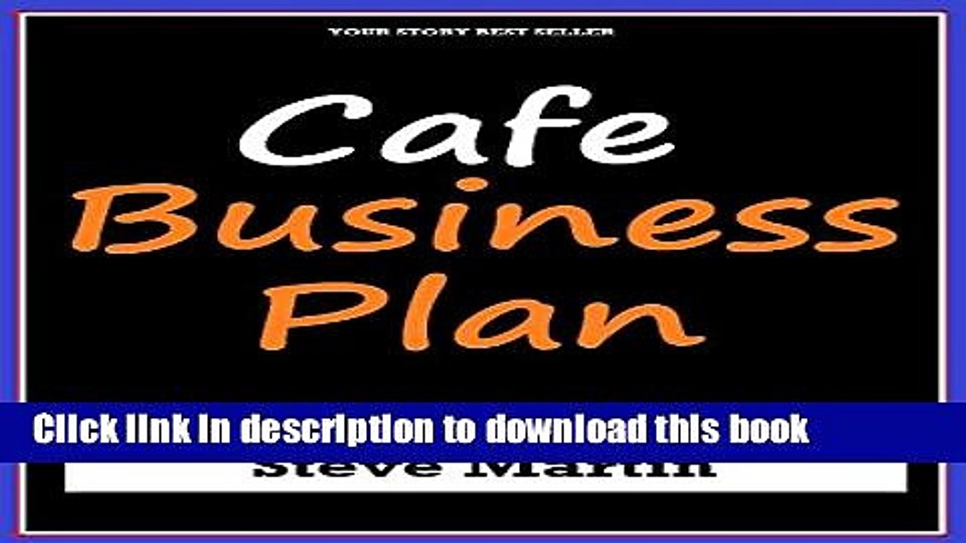 PDF  Business Plan - CAFE BUSINESS PLAN: PLAN SMALL CAFE BUSINESS  {Free Books|Online