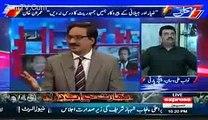 Shibli Faraz insulting Daniyal Aziz in live program