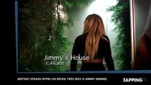 Britney Spears offre un réveil très sexy à Jimmy Kimmel