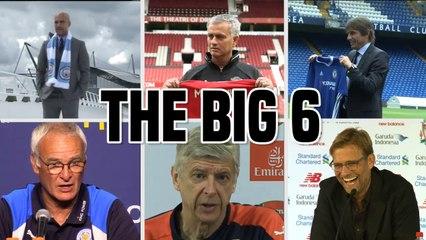 Premier League Managers_ The Big 6