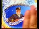 Captain birds eye cod fish fingers Advert (OLD Adverts)
