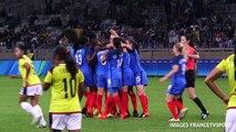 Equipe de France Féminine les beaux débuts des Bleues aux JO