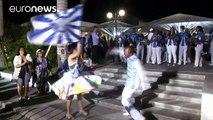 Rio: Olympisches Feuer macht in Samba-Hochburg Madureira halt