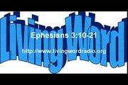 Ephesians 3:10-21
