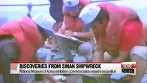 Massive exhibition shows Sinan shipwreck treasures