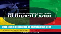 Books Acing the Hepatology Questions on the GI Board Exam: The Ultimate Crunch-Time Resource Full