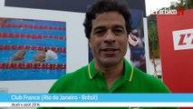 Rio 2016 : Raï, l'ancien joueur du PSG en direct de Rio