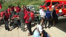D!CI TV - Une journée de recherche avec la CRS des Alpes pour retouver Gisèle Alberto