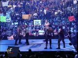 Rhyno & Booker T vs Chris Jericho & The Rock part 1