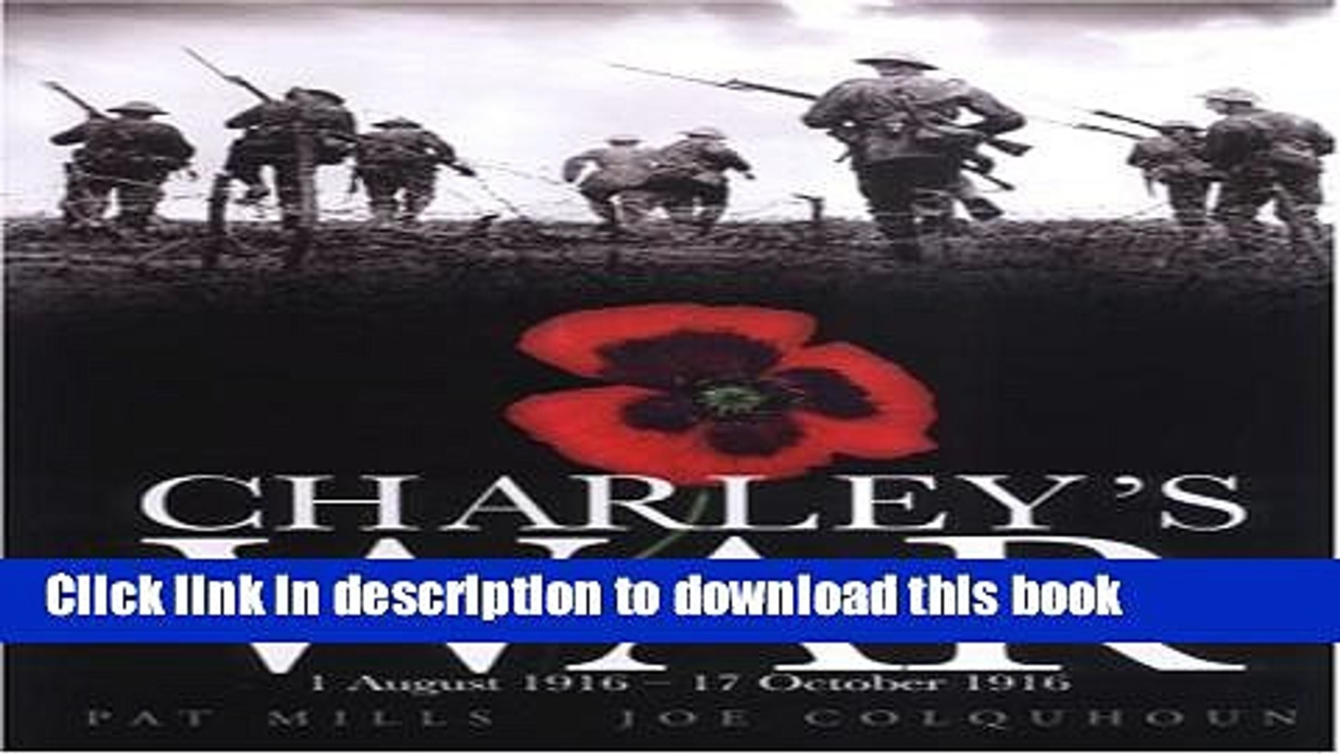Ebook Charley s War (Vol. 2): 1 August - 17 October 1916 Full Download