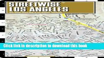 Books Streetwise Los Angeles Map - Laminated City Center Street Map of Los Angeles, California