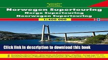 Ebook ATLAS ROUTIER NORVEGE - NORWAY ROAD ATLAS Full Online