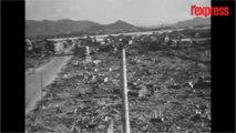 Le Japon dévoile des images secrètes des bombardements d'Hiroshima et Nagasaki
