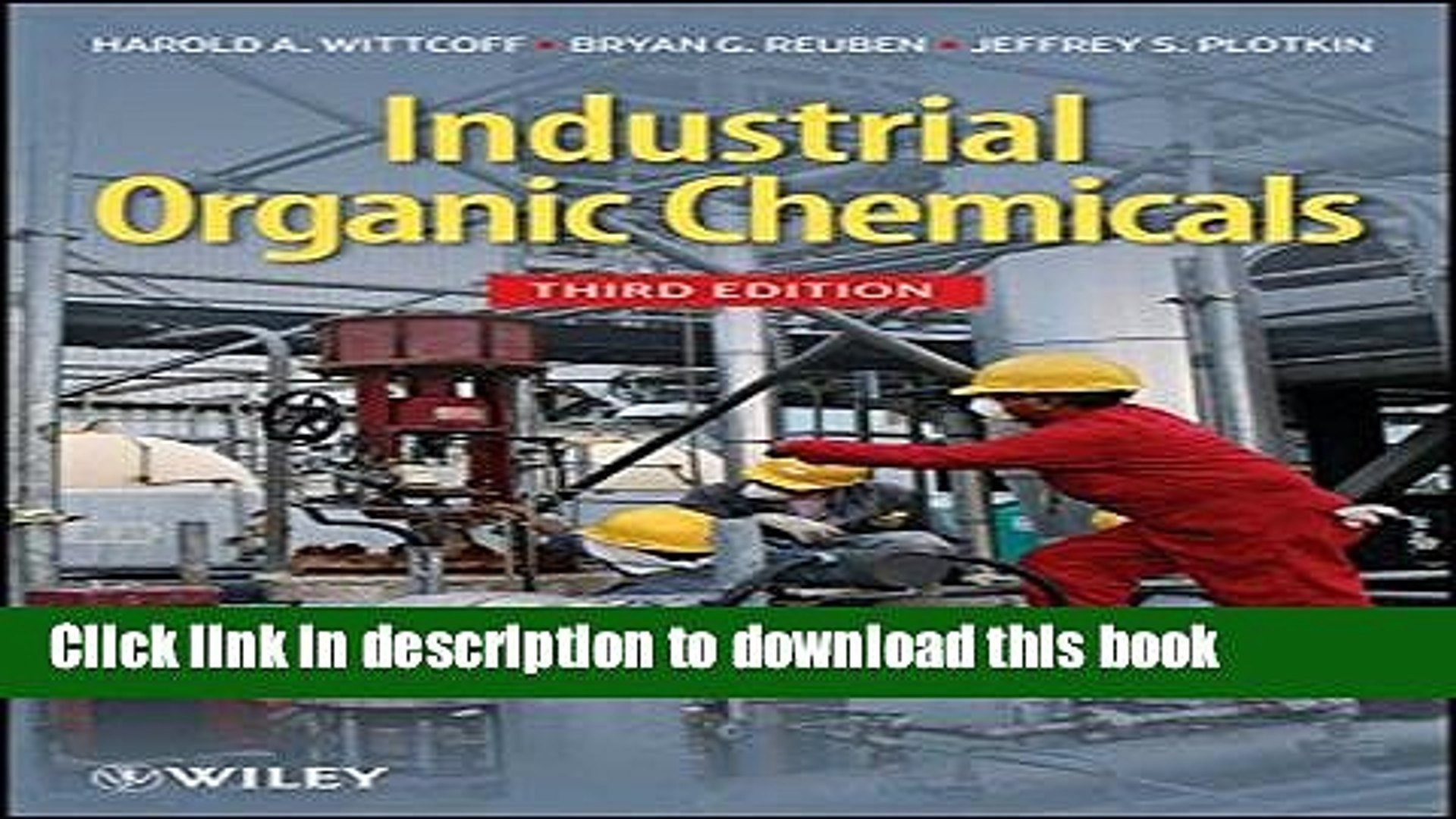 Industrial organic chemicals