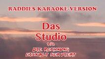 Das Studio - Jubiläumsfolge 150 - Die Rechnung eiskalt serviert - Das Musical - Karaoke-Version