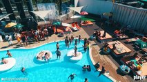 player club bucharest! pool parties day time, and best party in night time