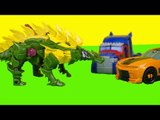 Transformers Snarl Power Attackers & Bumblebee Optimus Prime Car Toys 트랜스포머 스날 범블비 옵티머스프라임