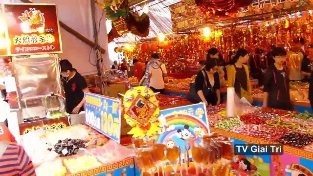 Ẩm thực đường phố   Kinh ngạc với ẩm thực trên phố Đài Loan