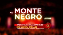 Jadranka Barjaktarović - Kad Ljubav Zaplace (Montenegro) (PQR #10 for NVSC #20)