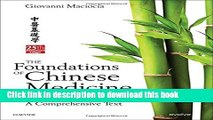 [Read PDF] The Foundations of Chinese Medicine: A Comprehensive Text, 3e Download Online