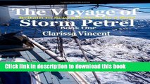 Books The Voyage of Storm Petrel: Book 1: Britain to Senegal alone in a boat Free Download