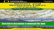 Ebook Glacier/Waterton Lakes National Parks, Montana, USA/Alberta, Canada: Outdoor Recreational