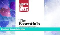 Must Have PDF  HBR S 10 Must Reads: The Essentials  Best Seller Books Best Seller