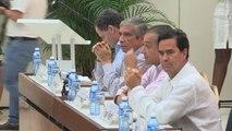 Gobierno y FARC acuerdan últimos detalles para la entrega de armas