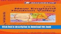 Books Michelin USA: New England, Hudson Valley / Etats-Unis: Nouvelle Angleterre, Vallee de l