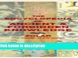 Ebook Encyclopedia of Ancient and Forbidden Knowledge Free Online
