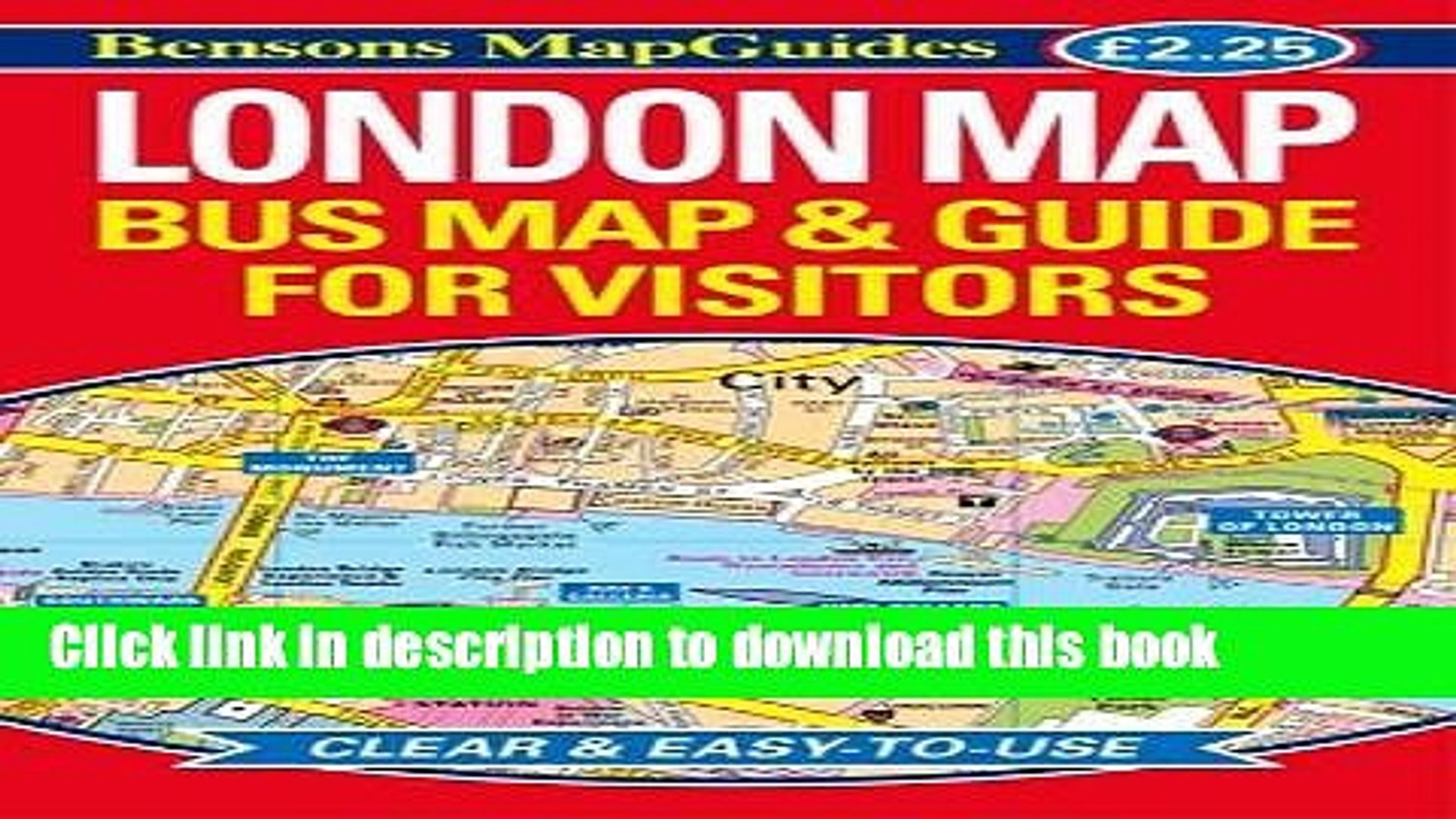 London Map Guide.Books London Map Bus Map And Guide For Visitors Free Online