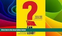 READ FREE FULL  Can China Lead?: Reaching the Limits of Power and Growth  Download PDF Full Ebook