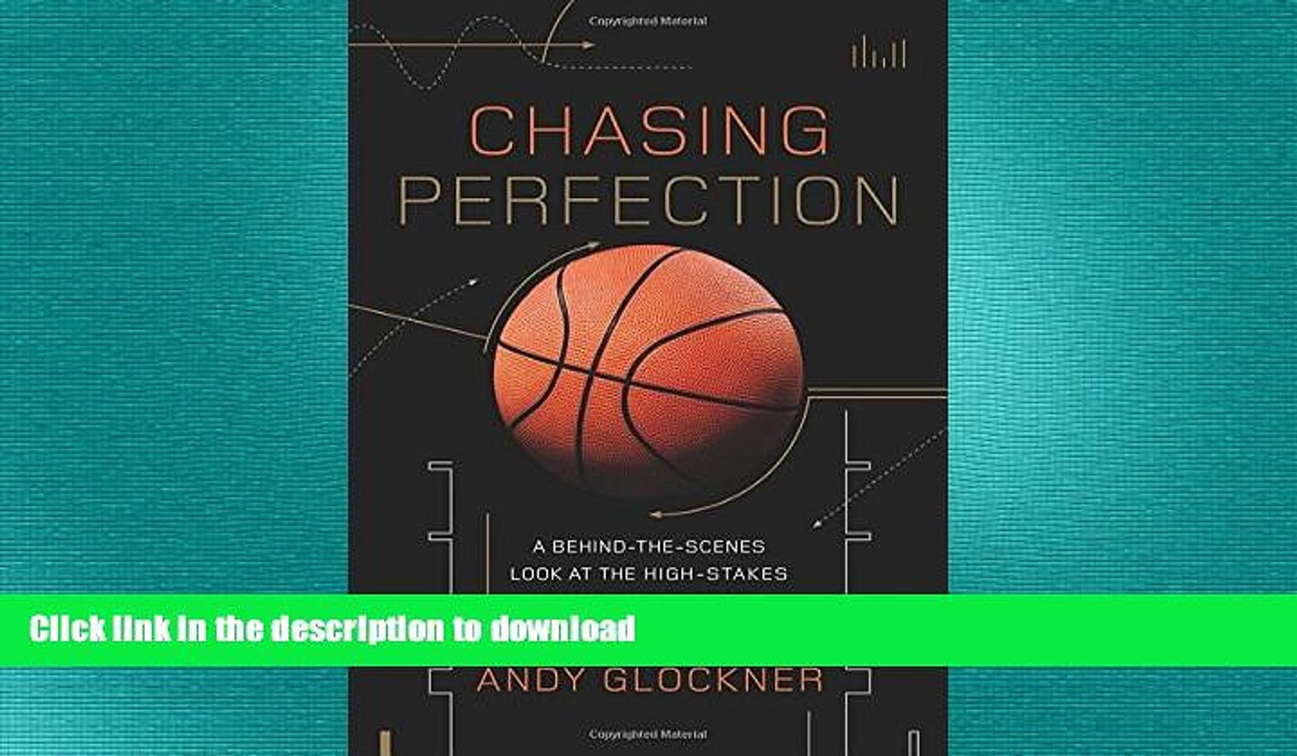 FREE DOWNLOAD  Chasing Perfection: A Behind-the-Scenes Look at the High-Stakes Game of Creating
