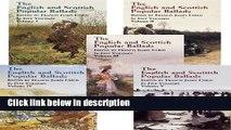 Ebook The English and Scottish Popular Ballads, 5 Volume Set Free Online