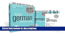 Books Total German: Revised (Learn German with the Michel Thomas Method) (A  Hodder Education